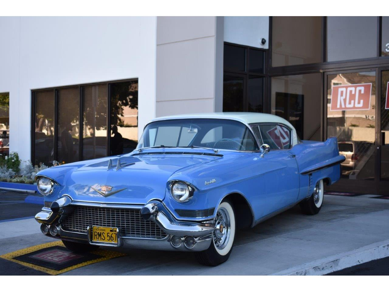 Large Picture of Classic 1957 Coupe DeVille - $32,900.00 - PHT5