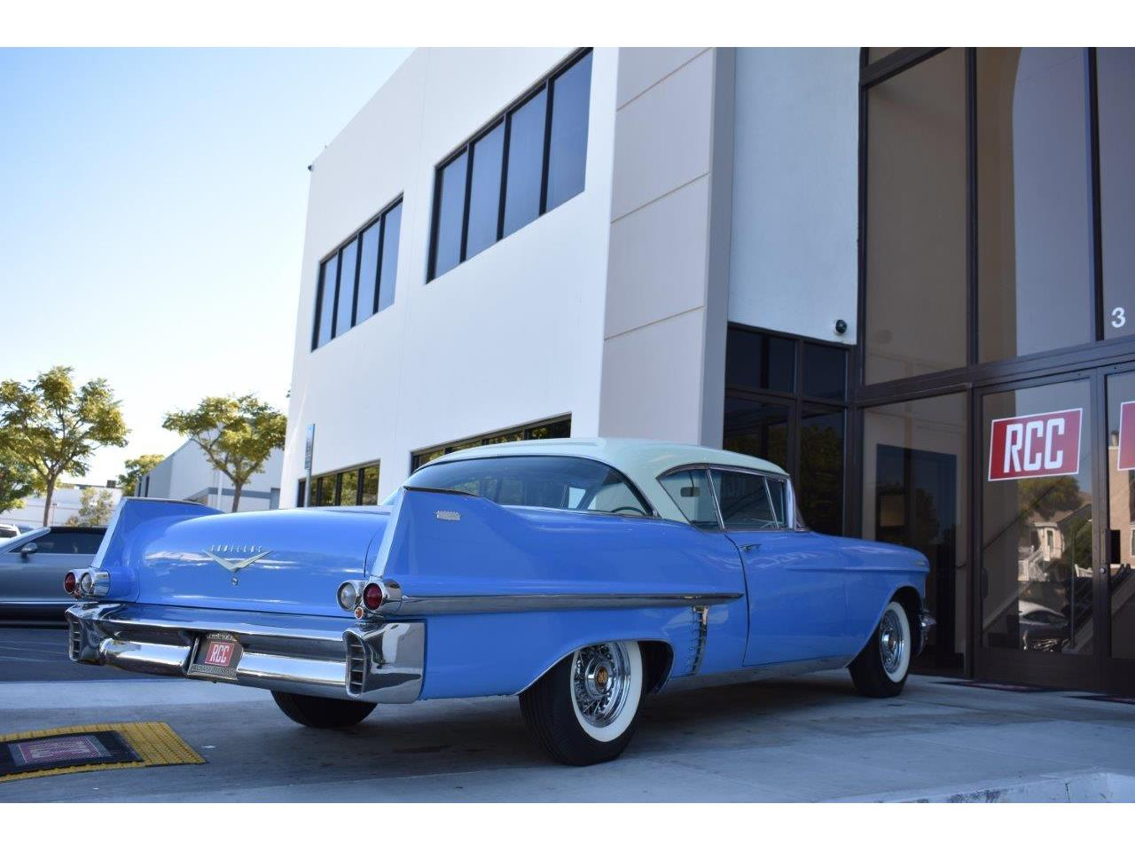 Large Picture of '57 Cadillac Coupe DeVille - $32,900.00 Offered by Radwan Classic Cars - PHT5