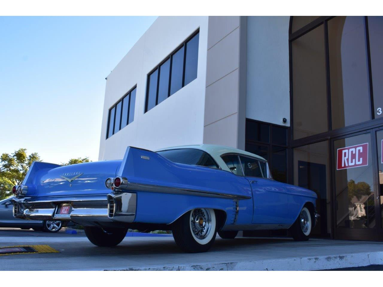 Large Picture of Classic 1957 Coupe DeVille - $32,900.00 Offered by Radwan Classic Cars - PHT5