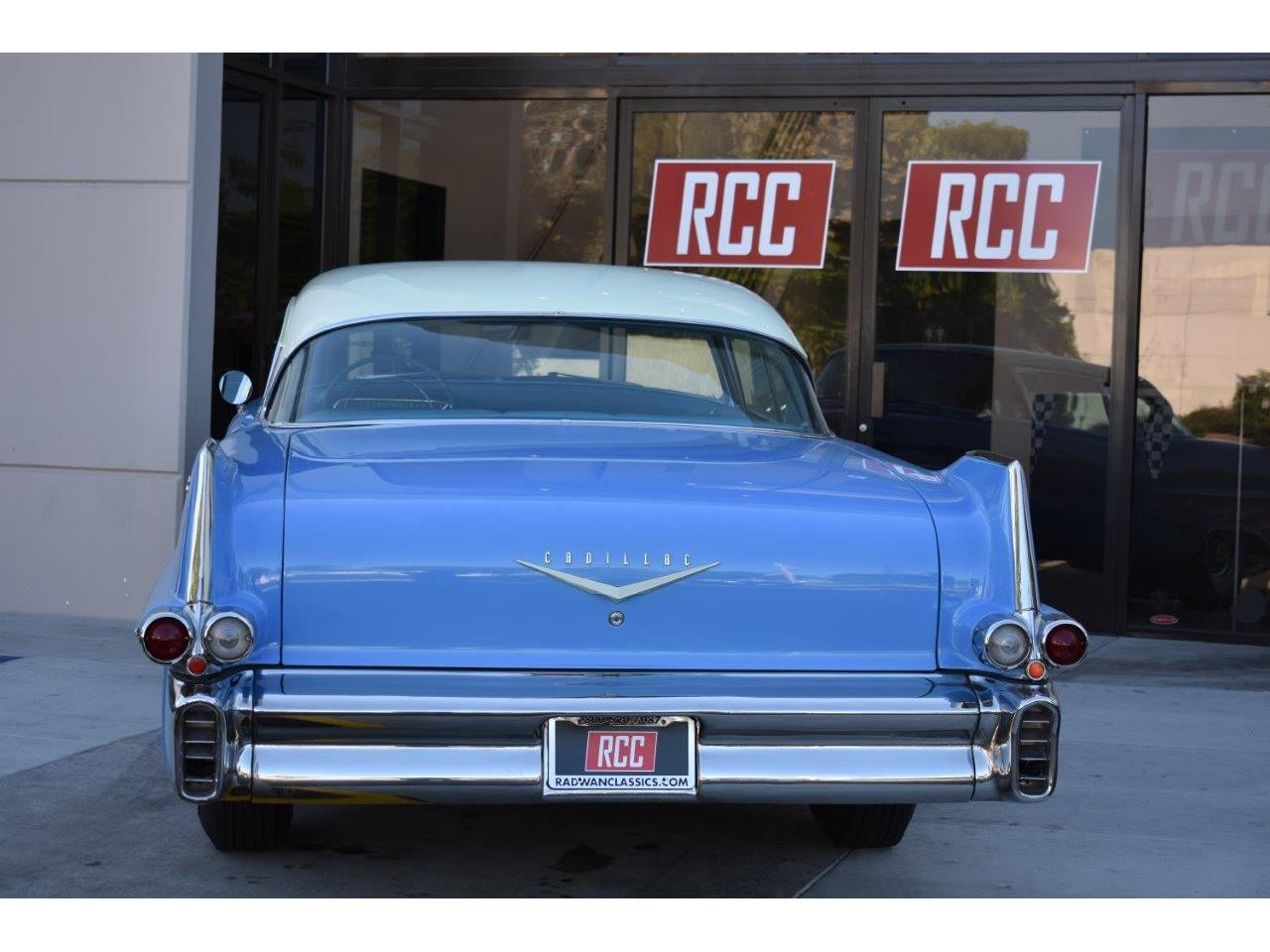 Large Picture of Classic '57 Cadillac Coupe DeVille located in California Offered by Radwan Classic Cars - PHT5