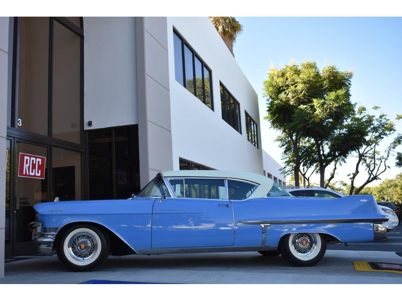 Large Picture of Classic '57 Coupe DeVille located in California - PHT5