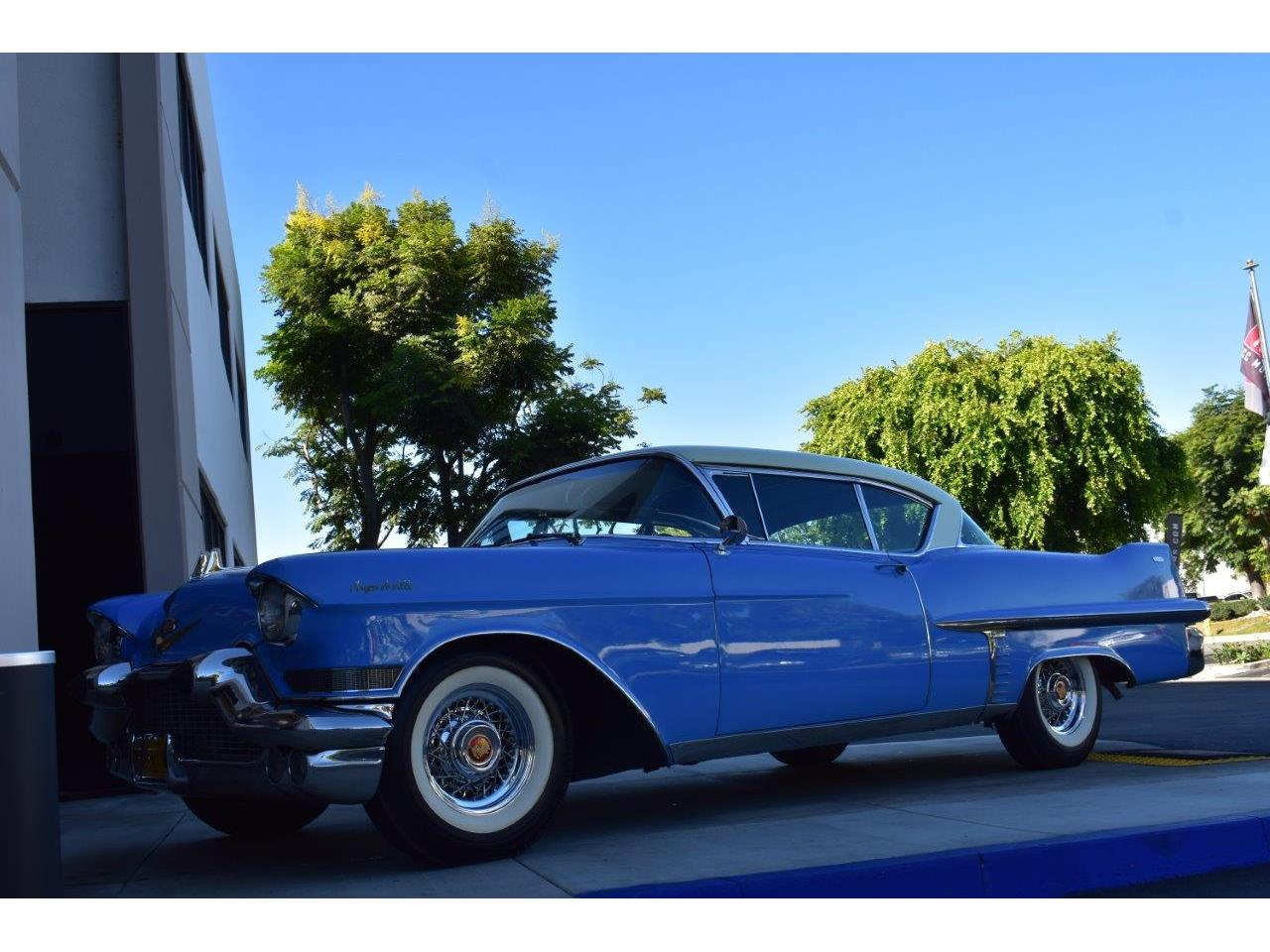 Large Picture of Classic '57 Coupe DeVille - $32,900.00 Offered by Radwan Classic Cars - PHT5