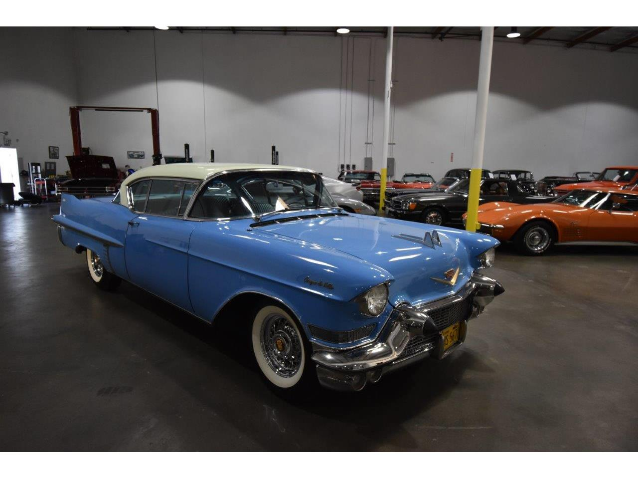 Large Picture of Classic '57 Coupe DeVille Offered by Radwan Classic Cars - PHT5