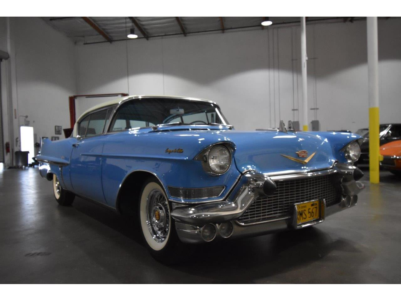 Large Picture of '57 Coupe DeVille located in Irvine California - PHT5