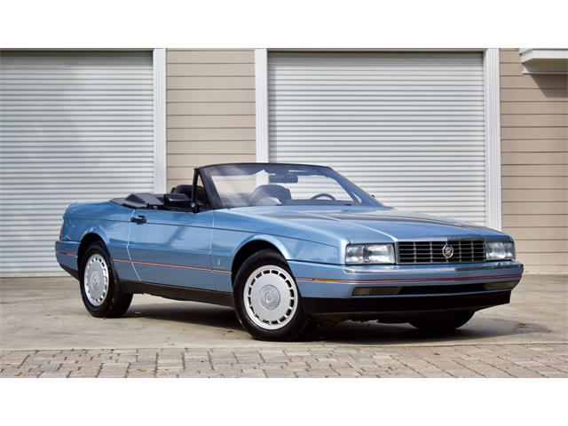 Picture of 1989 Cadillac Allante - $13,650.00 Offered by  - PHTE