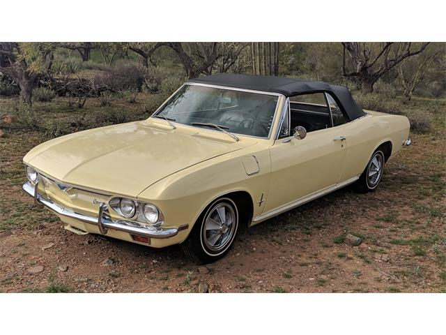 Picture of Classic 1969 Corvair Monza - $11,900.00 - PHTJ