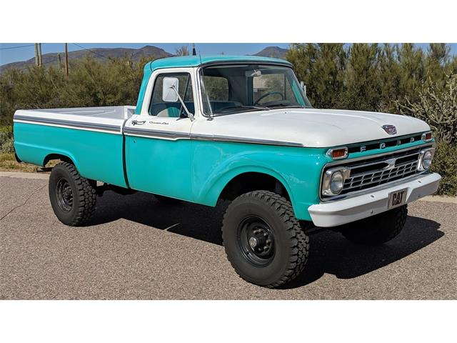 Picture of 1966 Ford F250 - $19,980.00 - PHTM