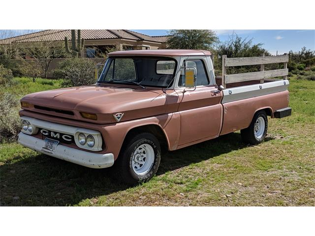 Picture of Classic '66 Truck - $11,500.00 Offered by a Private Seller - PHTQ