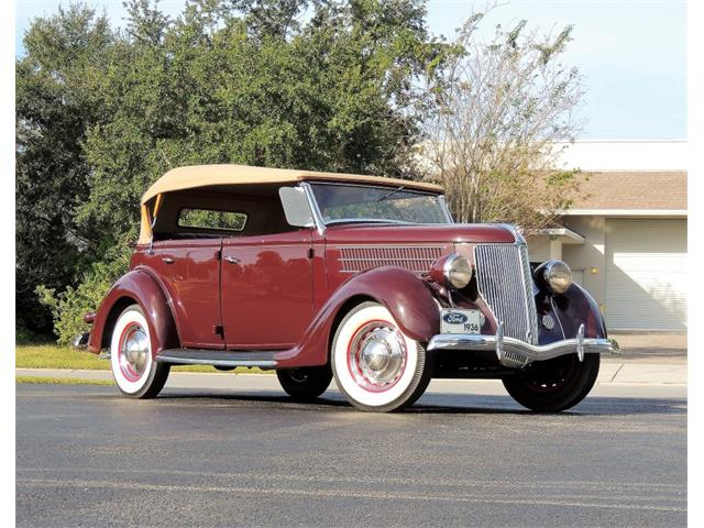 Picture of Classic 1936 Ford Phaeton located in Florida - PHTS