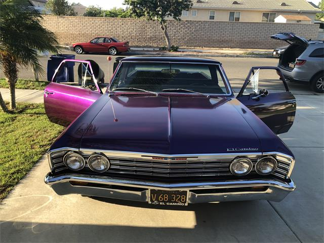 Picture of '67 Chevrolet El Camino located in Riverside California - $27,500.00 Offered by a Private Seller - PHTY