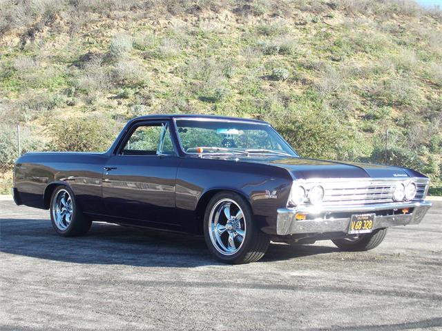 Picture of Classic '67 El Camino - PHTY