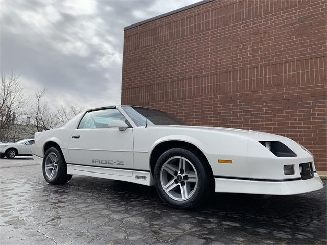 Picture of 1986 Camaro IROC Z28 - $29,995.00 - PHU3