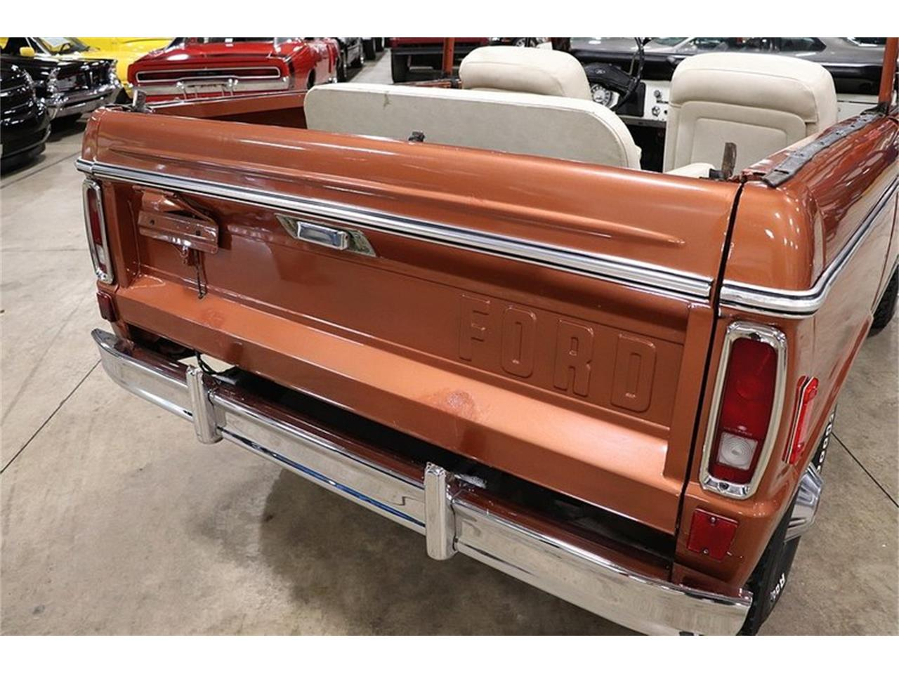 Large Picture of '77 Bronco located in Kentwood Michigan - $34,900.00 - PHUG