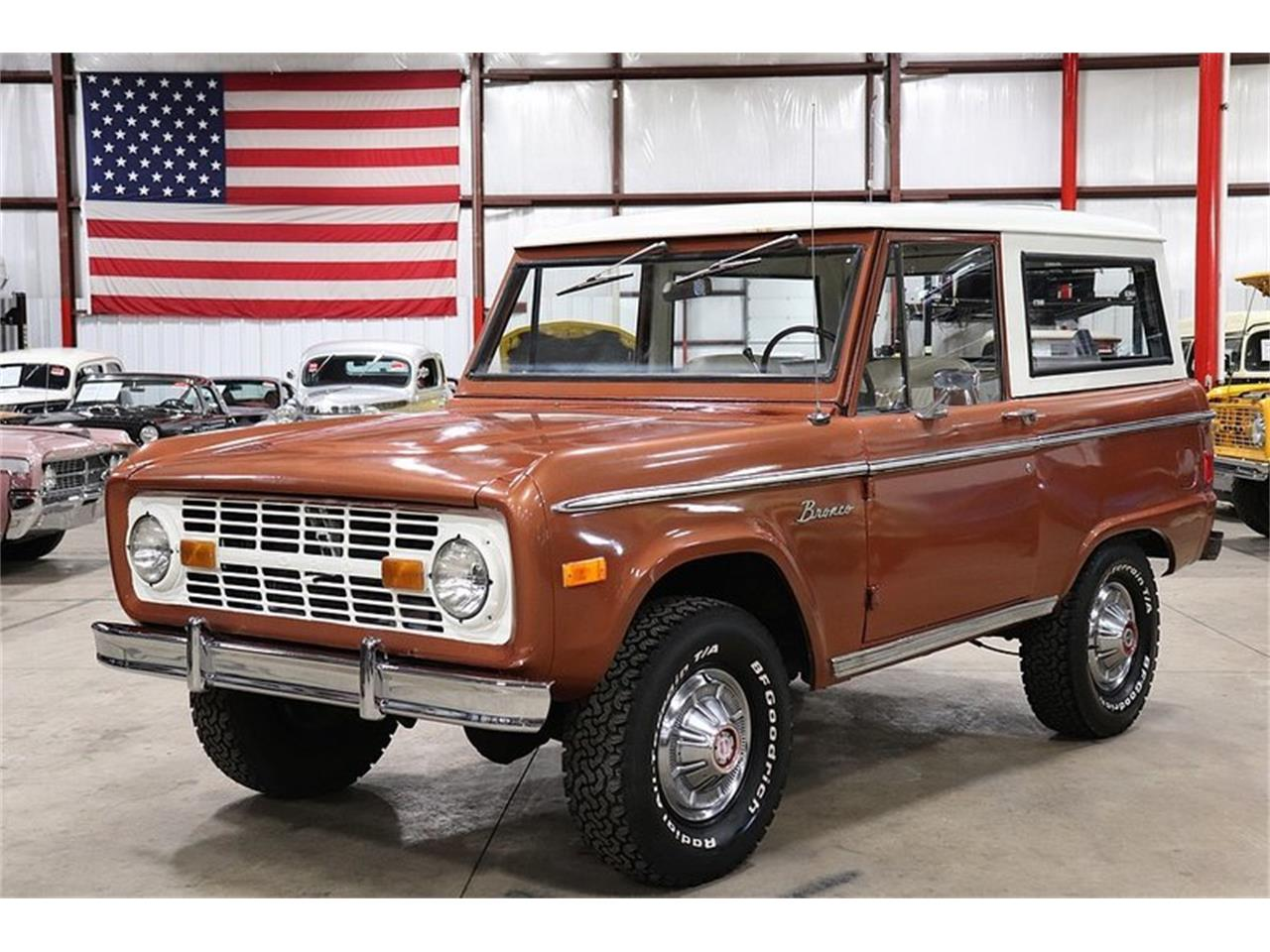 Large Picture of '77 Bronco Offered by GR Auto Gallery - PHUG