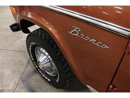 Picture of 1977 Ford Bronco located in Michigan - $34,900.00 Offered by GR Auto Gallery - PHUG