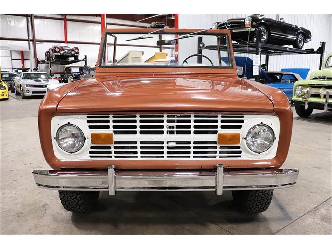 Large Picture of 1977 Bronco located in Michigan - $34,900.00 Offered by GR Auto Gallery - PHUG