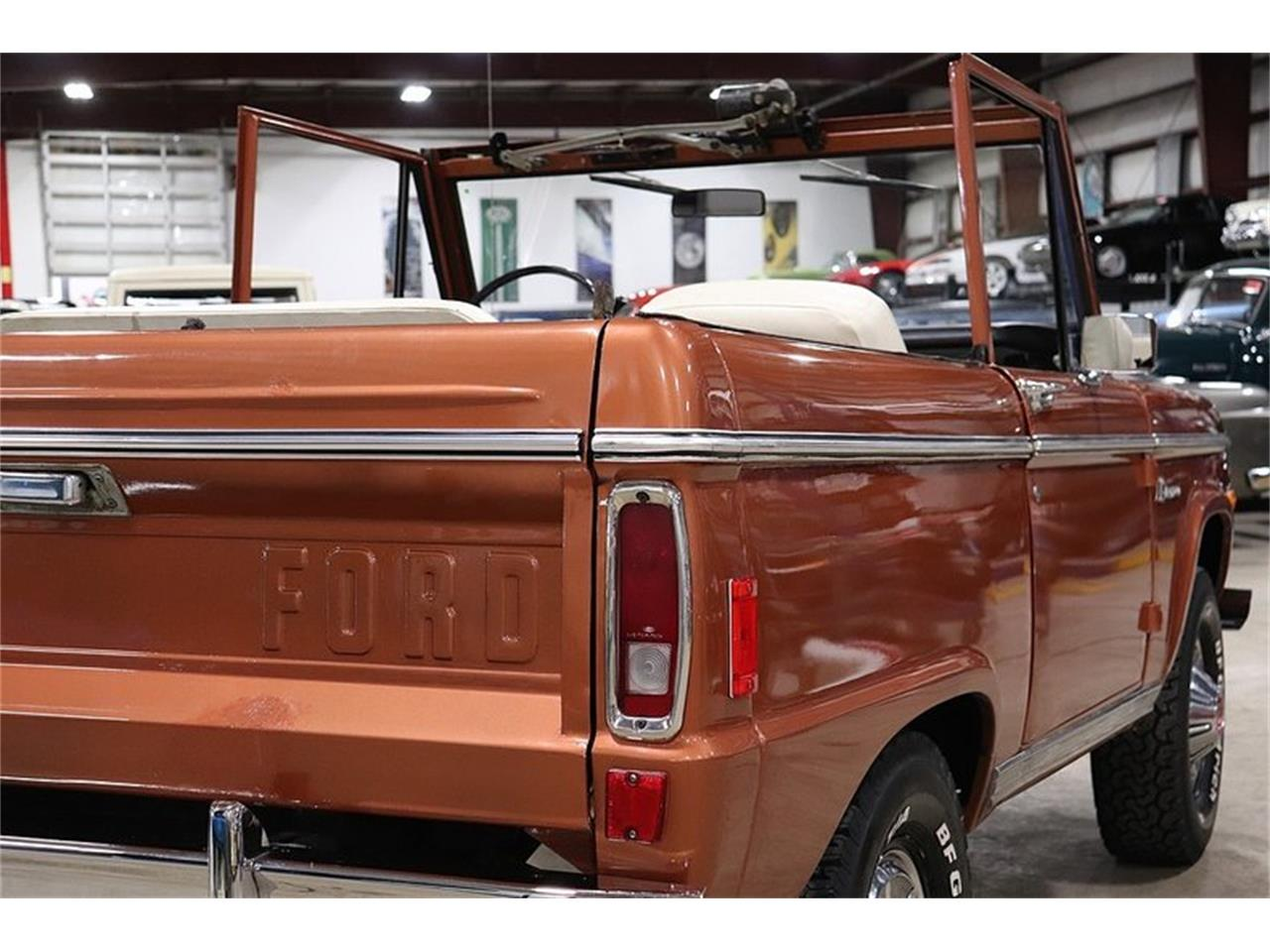 Large Picture of '77 Bronco located in Kentwood Michigan - $34,900.00 Offered by GR Auto Gallery - PHUG