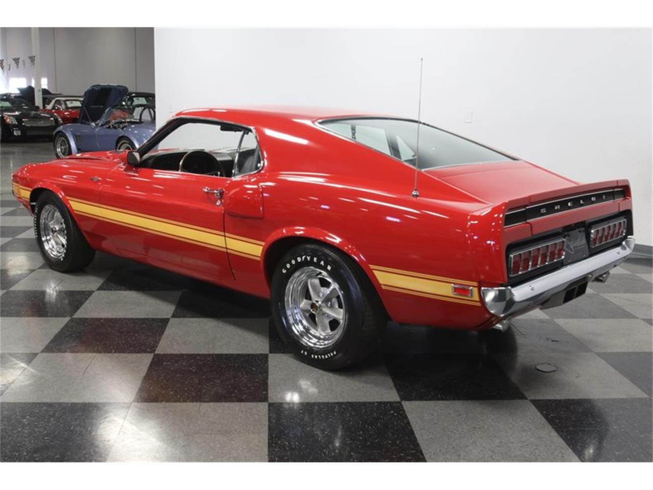 Large Picture of 1969 Ford Mustang - $124,995.00 - PHUN