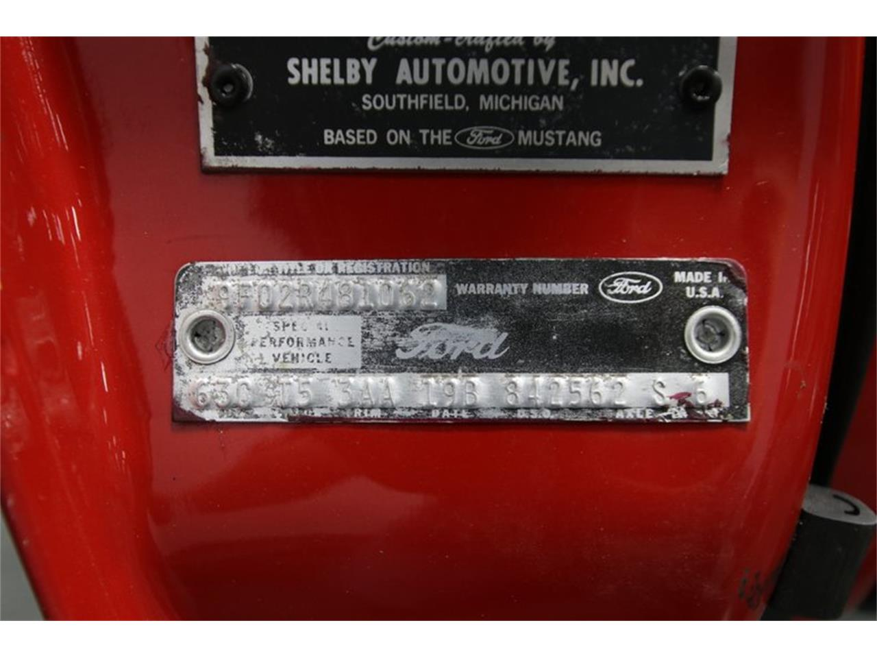 Large Picture of Classic '69 Mustang located in North Carolina - $124,995.00 Offered by Streetside Classics - Charlotte - PHUN