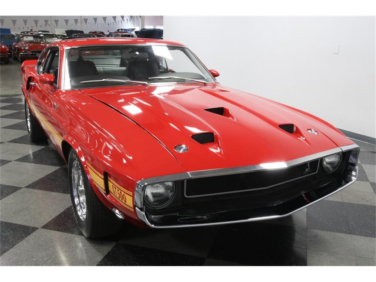 Large Picture of Classic '69 Ford Mustang Offered by Streetside Classics - Charlotte - PHUN