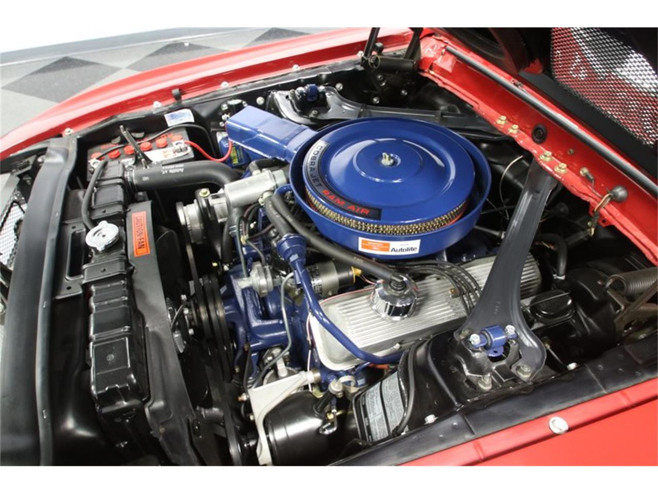 Large Picture of '69 Ford Mustang located in Concord North Carolina - $124,995.00 - PHUN