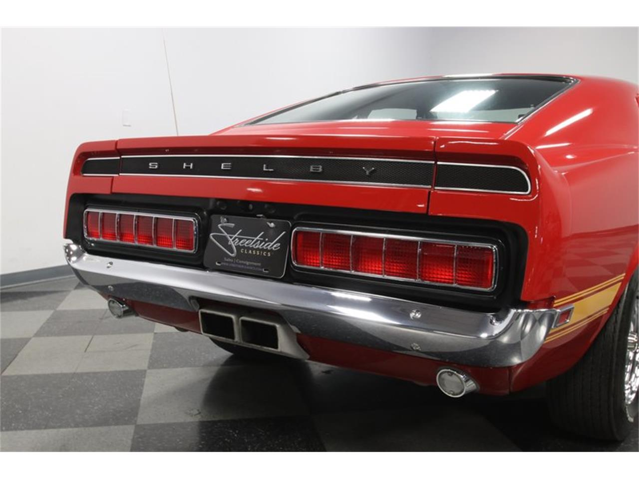 Large Picture of 1969 Ford Mustang Offered by Streetside Classics - Charlotte - PHUN