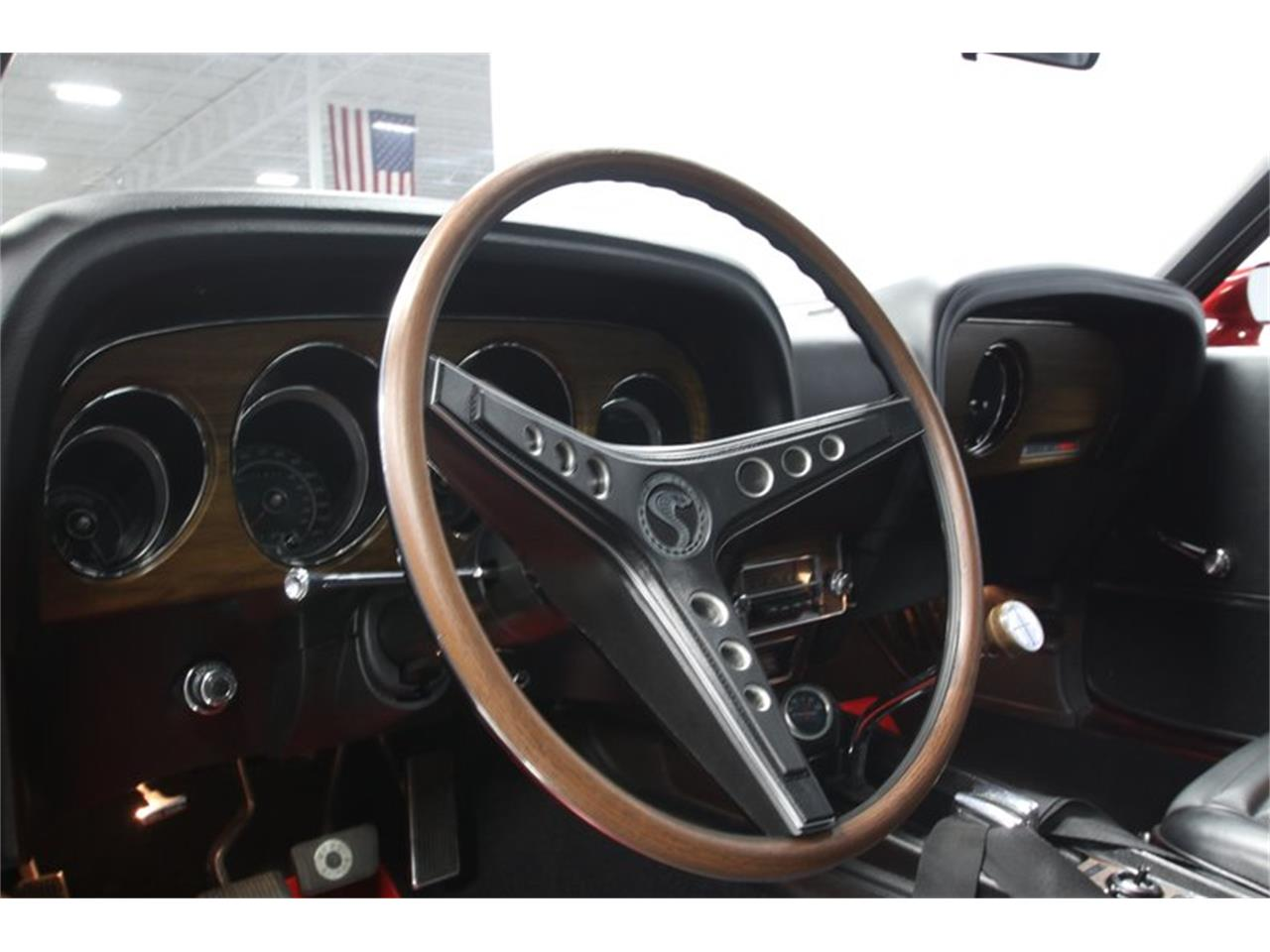 Large Picture of '69 Ford Mustang Offered by Streetside Classics - Charlotte - PHUN