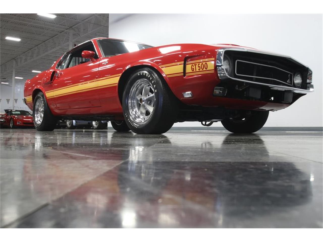 Large Picture of Classic 1969 Ford Mustang located in Concord North Carolina Offered by Streetside Classics - Charlotte - PHUN