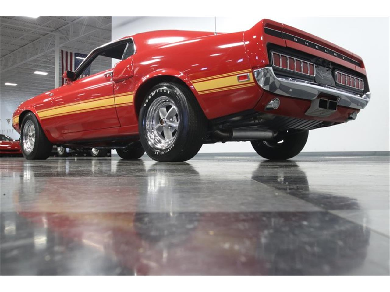 Large Picture of Classic '69 Ford Mustang located in North Carolina - $124,995.00 - PHUN