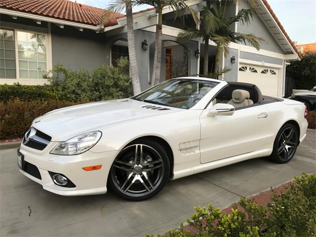 Picture of '09 SL 550 SPORT - PB8A
