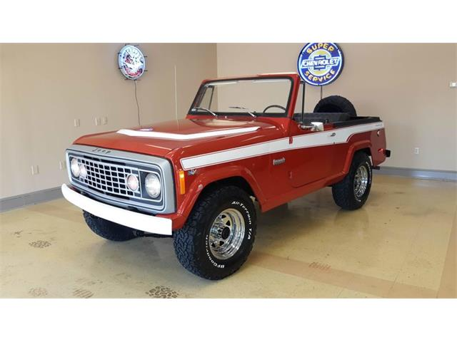 Picture of Classic '73 Jeep Commando located in Greensboro North Carolina Auction Vehicle Offered by  - PHUY
