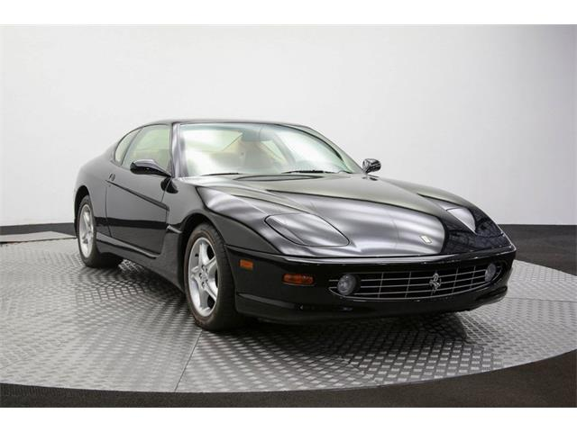 Picture of 1999 Ferrari 456 Auction Vehicle - PHV3