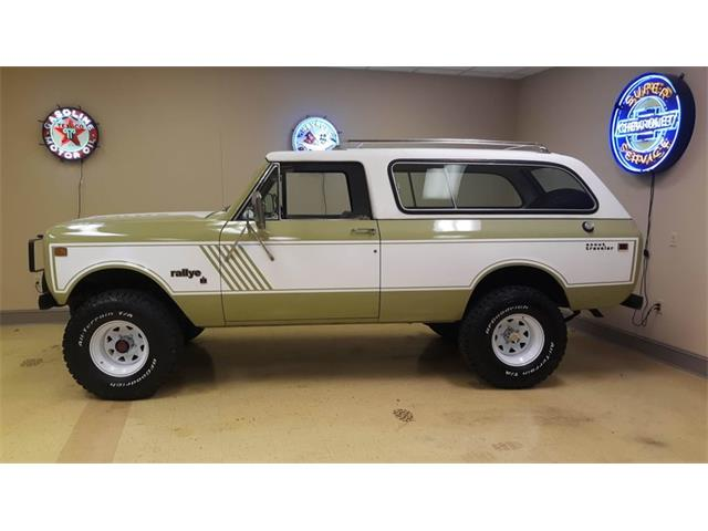 Picture of 1977 International Scout Auction Vehicle Offered by  - PHVA
