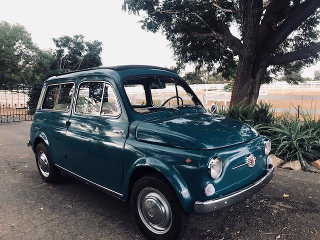 Picture of '68 Fiat 500L located in Palm Springs California - PB8C