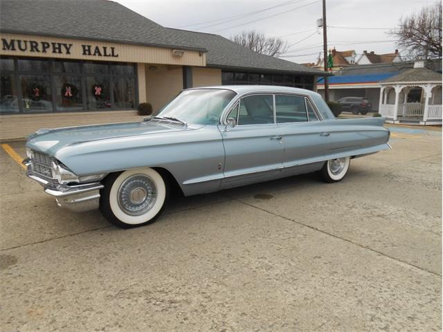 Picture of Classic 1962 Fleetwood Offered by  - PHVJ