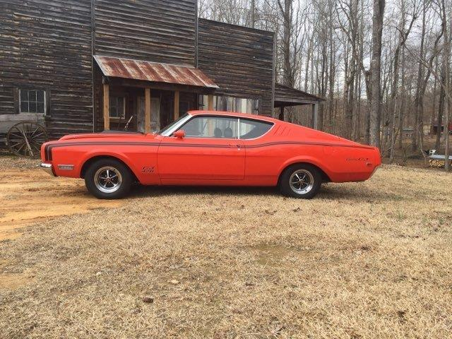 Picture of Classic '69 Mercury Cyclone Auction Vehicle - PHVS