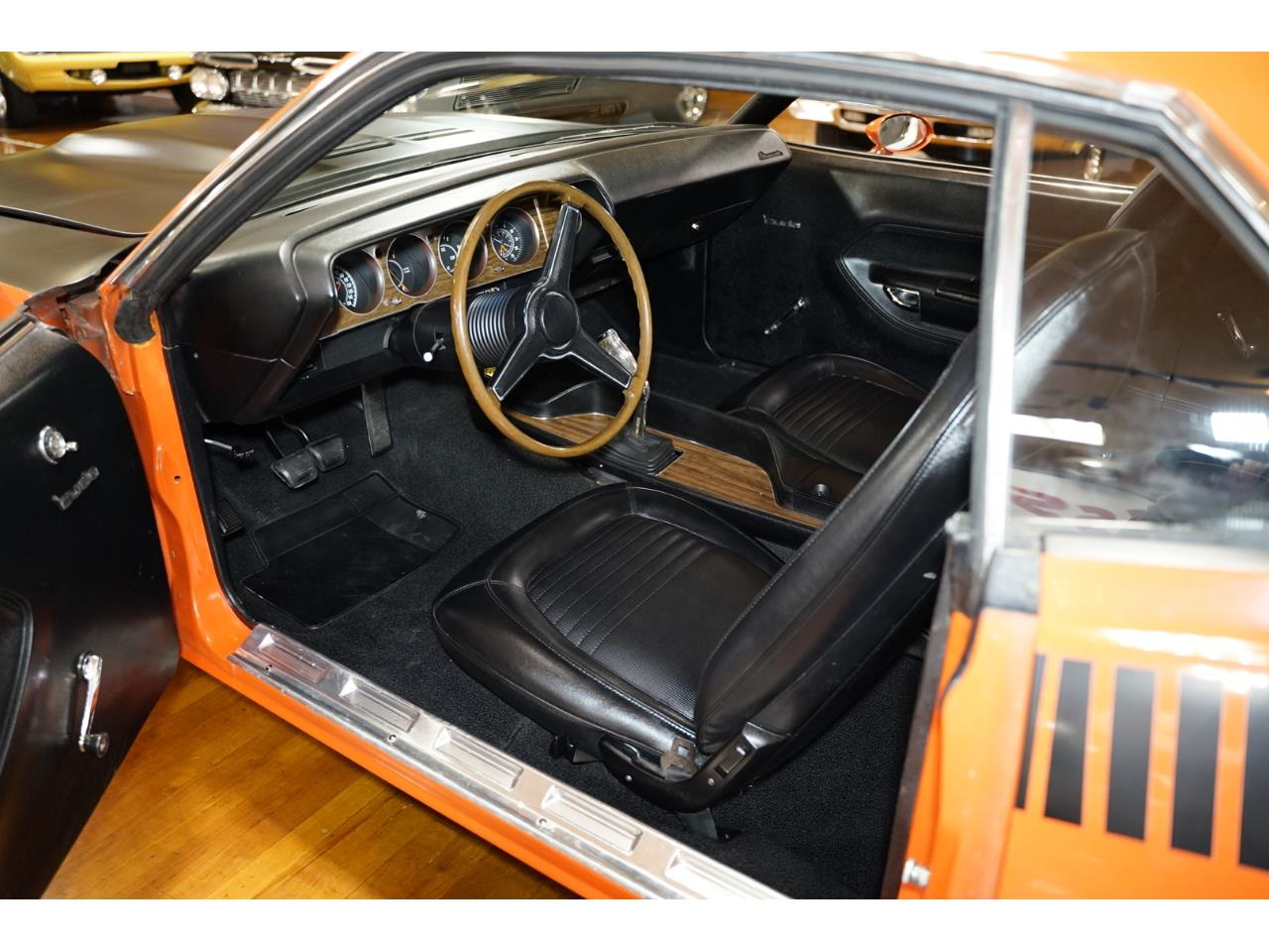 Large Picture of '70 Plymouth Cuda located in Homer City Pennsylvania Offered by Hanksters Hot Rods - PHVT