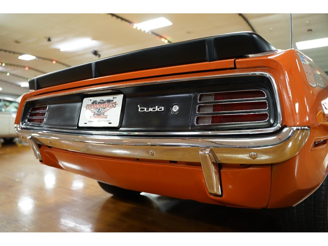 Large Picture of Classic '70 Cuda located in Homer City Pennsylvania - PHVT