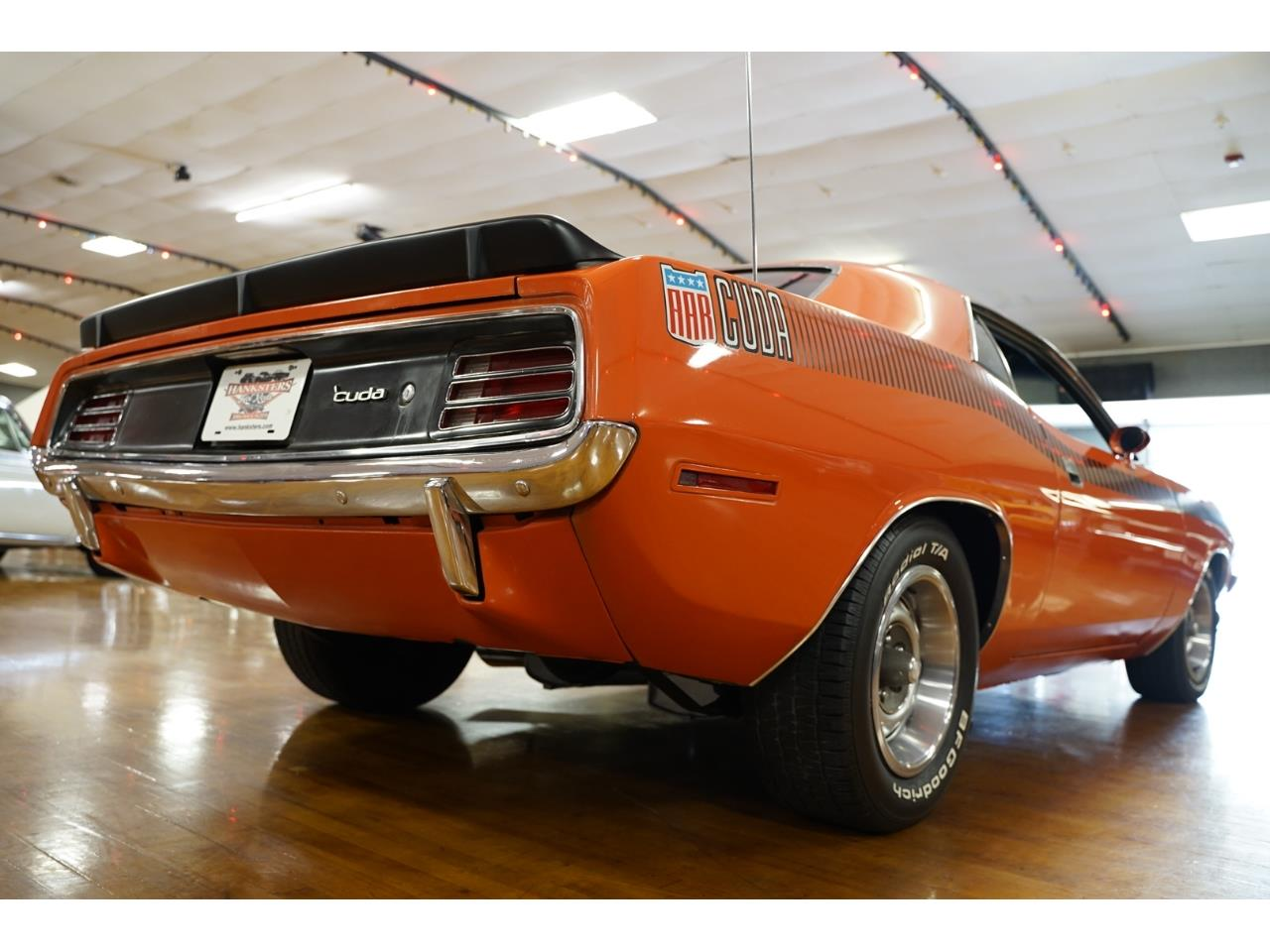 Large Picture of Classic '70 Plymouth Cuda located in Homer City Pennsylvania Offered by Hanksters Hot Rods - PHVT