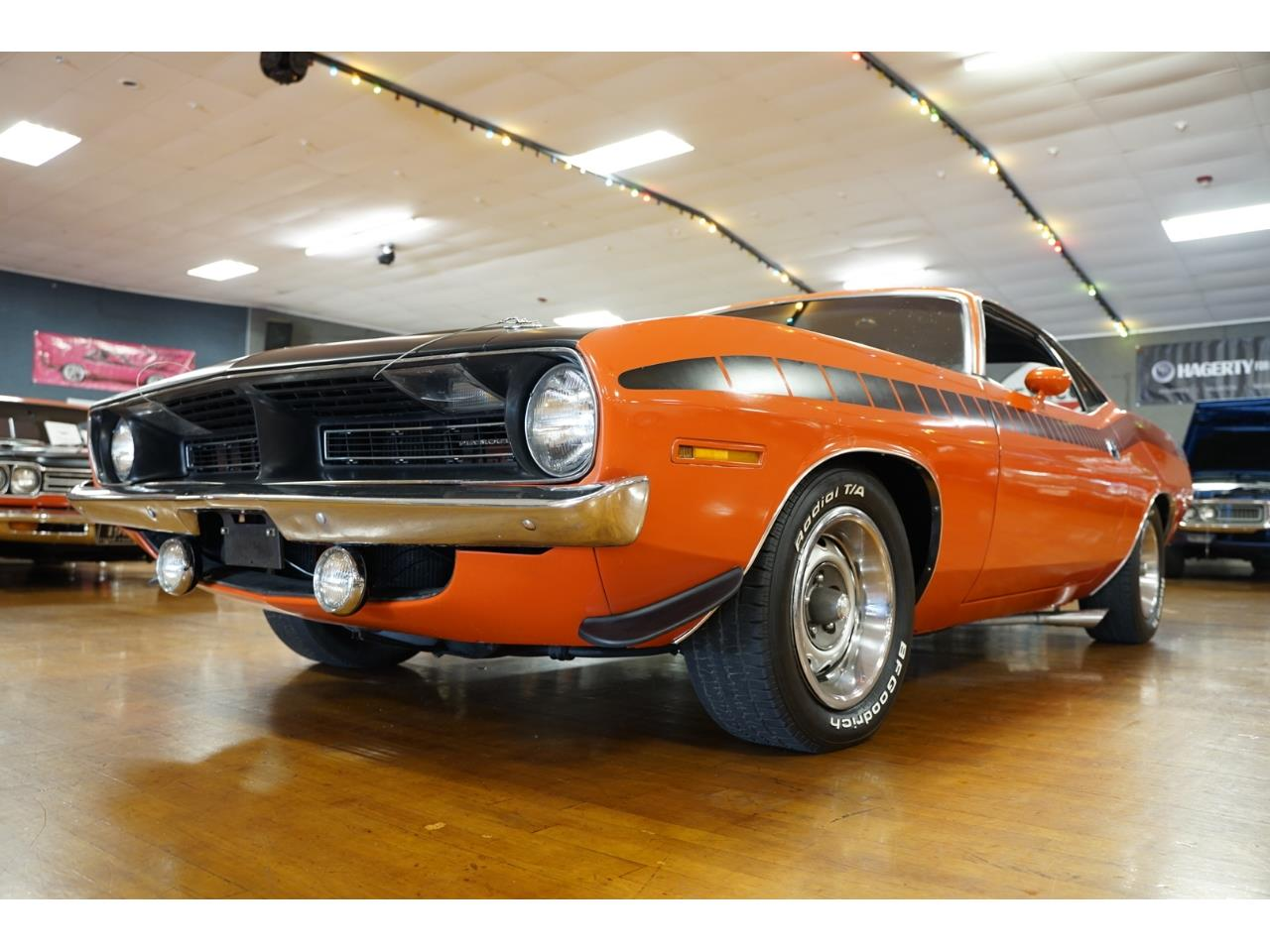 Large Picture of Classic 1970 Plymouth Cuda Offered by Hanksters Hot Rods - PHVT