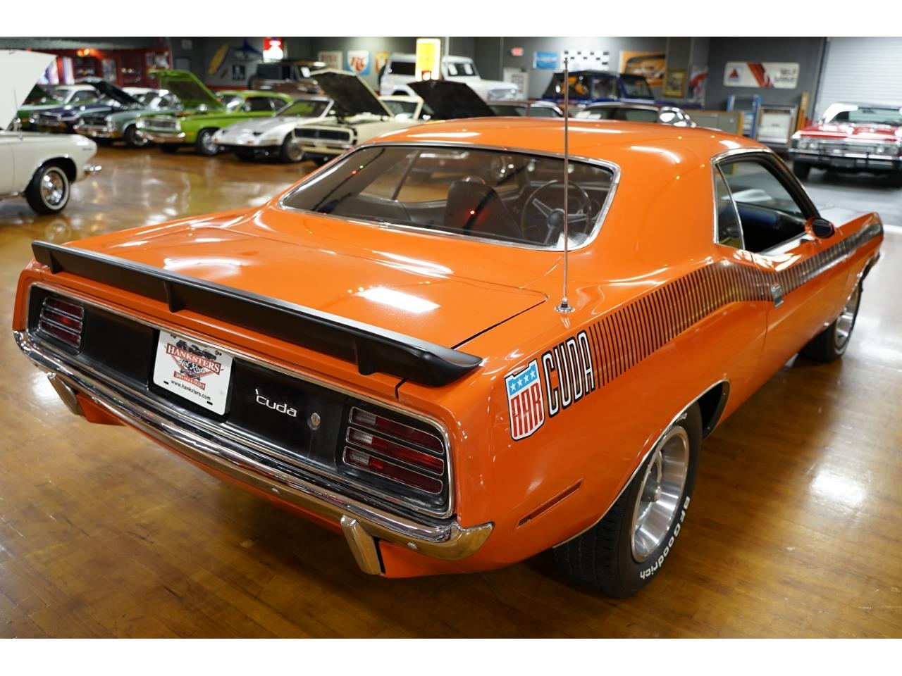 Large Picture of Classic 1970 Plymouth Cuda located in Pennsylvania - $65,900.00 Offered by Hanksters Hot Rods - PHVT