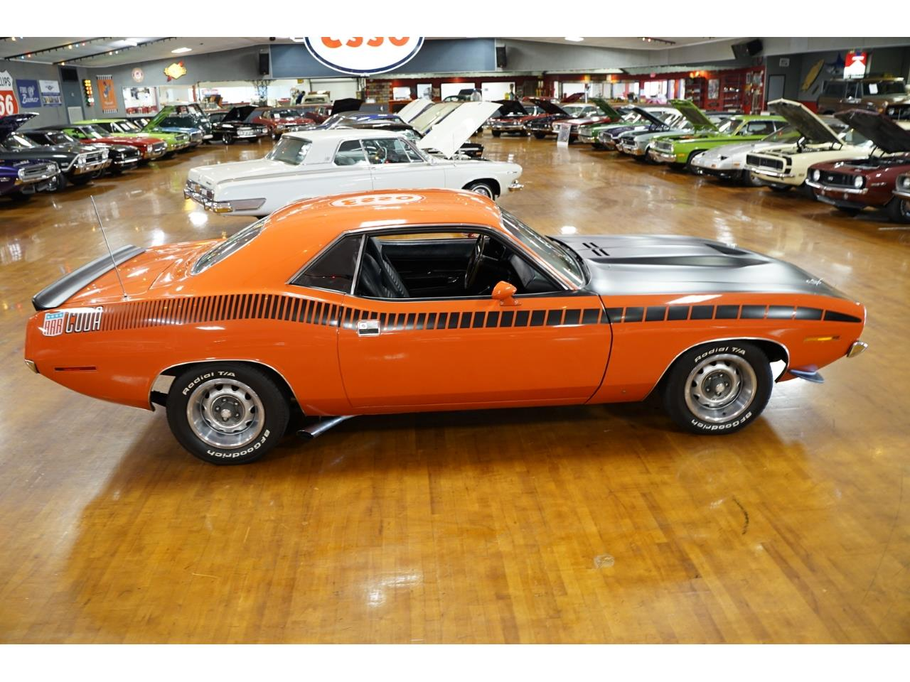 Large Picture of 1970 Cuda located in Pennsylvania Offered by Hanksters Hot Rods - PHVT