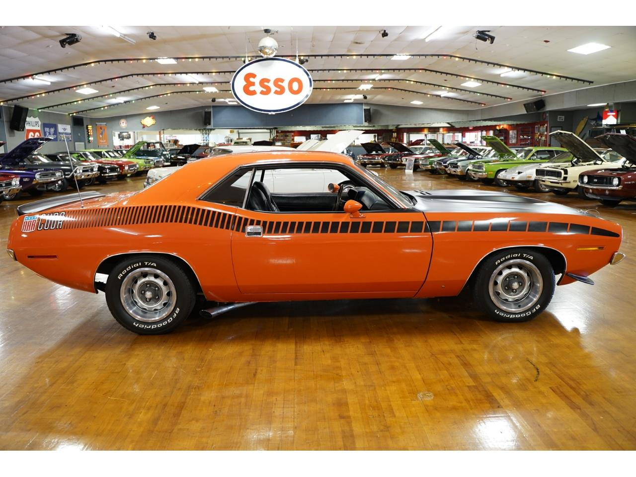 Large Picture of Classic '70 Plymouth Cuda located in Pennsylvania - PHVT