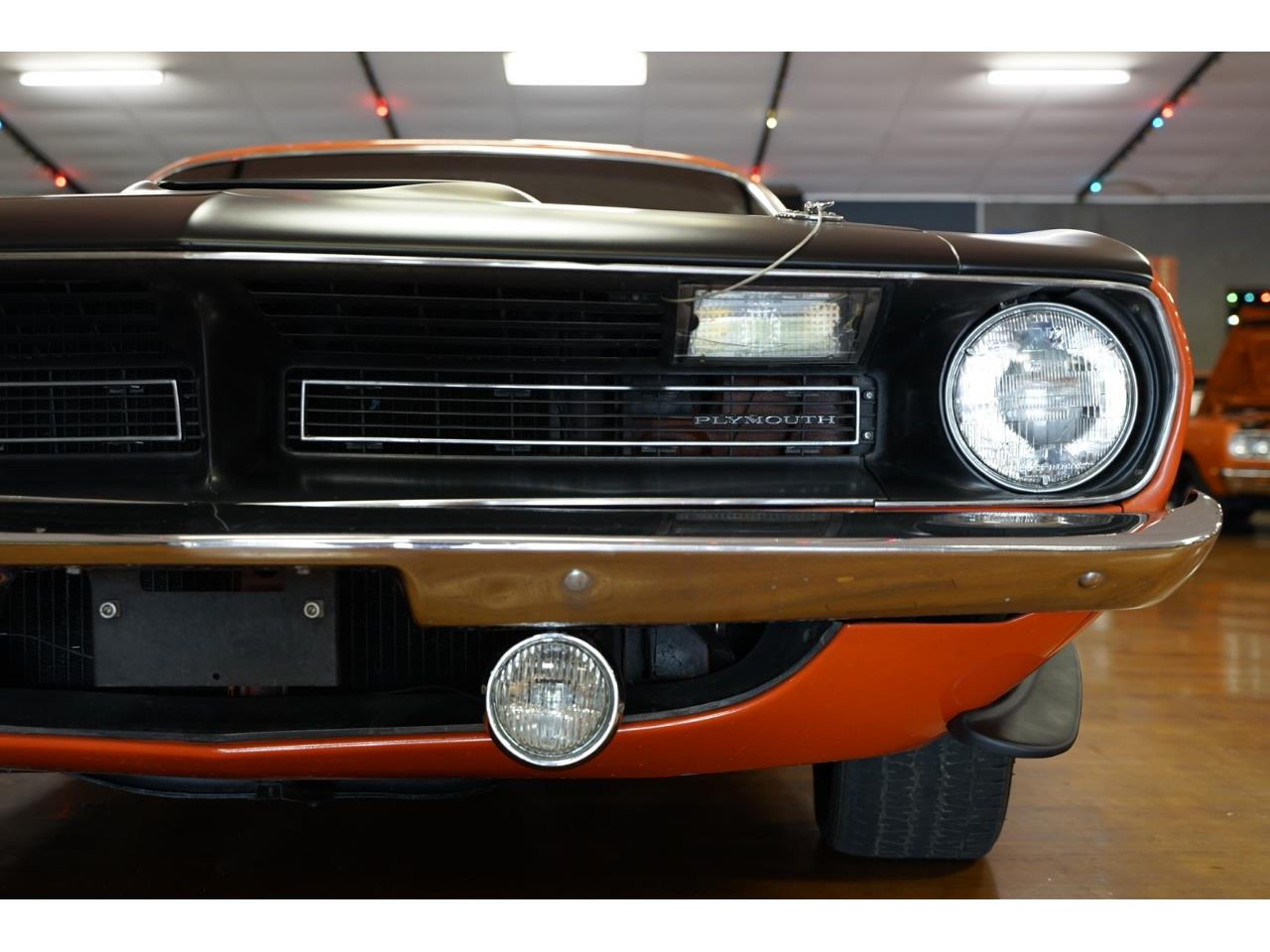 Large Picture of '70 Cuda located in Homer City Pennsylvania Offered by Hanksters Hot Rods - PHVT