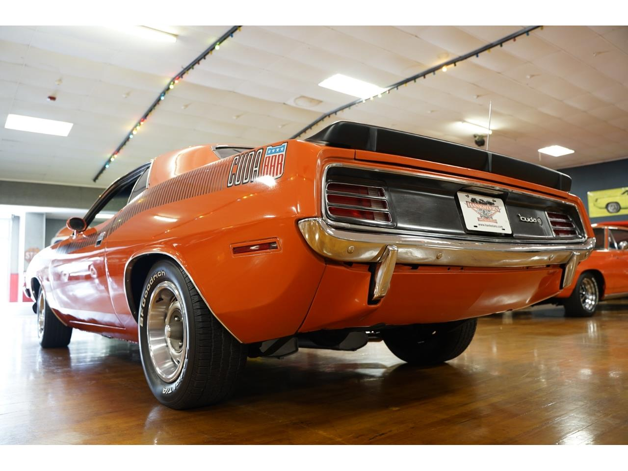 Large Picture of Classic 1970 Plymouth Cuda - $65,900.00 Offered by Hanksters Hot Rods - PHVT
