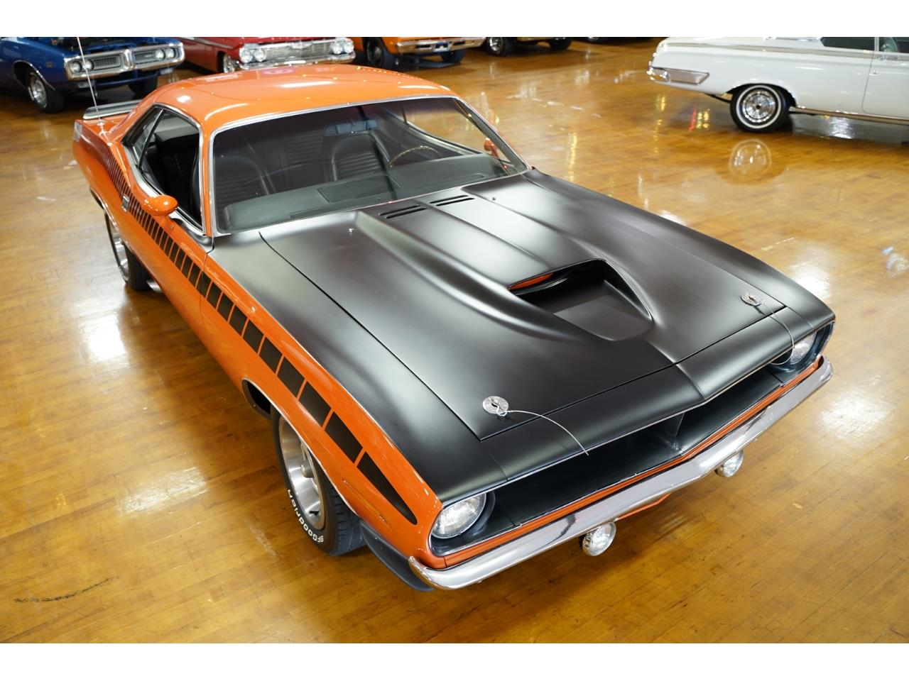 Large Picture of Classic 1970 Plymouth Cuda - PHVT