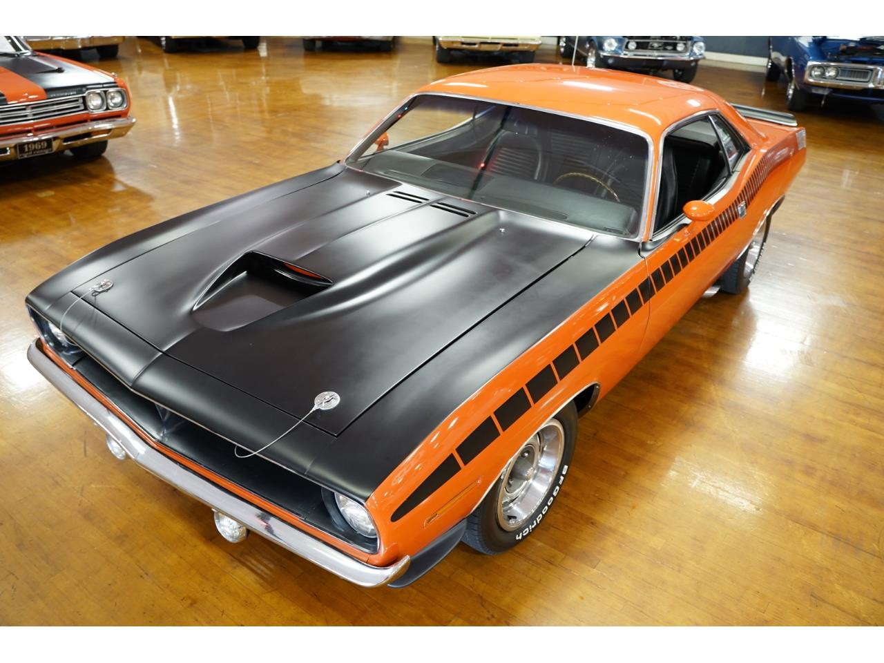 Large Picture of Classic '70 Cuda located in Homer City Pennsylvania - $65,900.00 Offered by Hanksters Hot Rods - PHVT