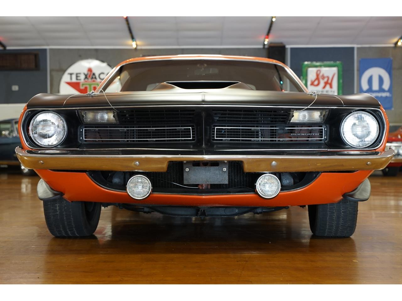 Large Picture of Classic '70 Plymouth Cuda Offered by Hanksters Hot Rods - PHVT