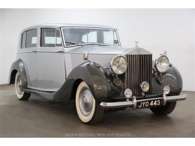 Picture of 1947 Silver Wraith Offered by  - PHVU