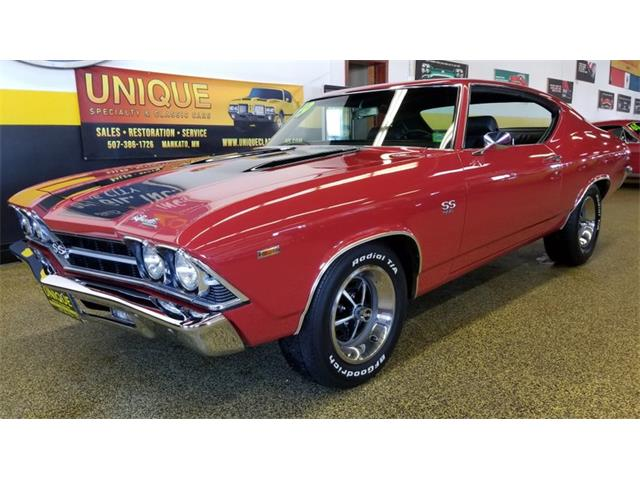 Picture of Classic '69 Chevrolet Chevelle located in Mankato Minnesota Auction Vehicle Offered by  - PHVY